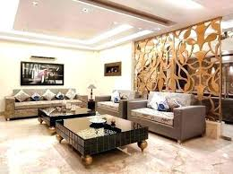 Living Room Partition Ideas Modern Dividers For