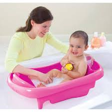 Baby Bath Chair Walmart by The First Years Sure Comfort Deluxe Newborn To Toddler Tub Pink