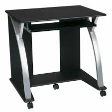 Black Glass Corner Computer Desk by Home Office Home Office Computer Desk Work From Home Office