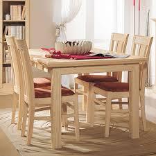 esszimmer sitzgruppe vienna massivholz 1 esstisch und 4 stühle pinie massiv