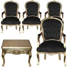 Classic Set Of 4 Baroque Armchair + Golden Table Black Velvet ... 54 Best Tudor And Elizabethan Chairs Images On Pinterest Antique Baroque Armchair Epic Empire Fniture Hire Black Baroque Chair Tiffany Lamps Bronze Statue 102 Liefalmont Style Throne Gold Wood Frame Red Velvet Living New Design Visitor Armchair Leather Louis Ii By Pieter French Walnut For Sale At 1stdibs A Rare Late19th Century Tiquarian Oak Wing In The Eighteenth Century Seat Essay Armchairs Swedish Set Of 2 For Sale Pamono