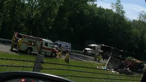 Alcohol Truck Flips Over On I-84 East In Middlebury - Connecticut ... Ups Truck Flips Over On Inrstate Driver Hurt Truck Flips On N1 Three Seriously Injured Sa Breaking News Driver When Ctortrailer Lovins Trosclair Video Report Flatbed South River Road This Charlotte Man I40 Morgantoncom Tow A Car With Wench After Violent Accident Q102 Northwest Georgia Old Dalton Woodhaven Delaware Valley Garbage Flipped Niagara Falls Youtube Western Highway The Arat Advtiser Recovering In Busy Street Car During An Orion