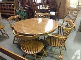 Ethan Allen Dining Room Table Round Classifieds Buy Sell Across The