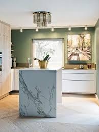 Mountain Kitchen Interior Landhausstil Küche Welche Farbe Passt Zu Grün Westwing