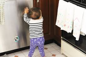 Child Proof Locks For Lazy Susan Cabinets by Little Sproutings Baby Proofing My Sprout