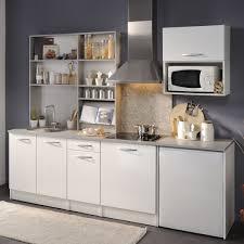 singleküche spectra 1 weiß hochglanz 7 teilig 245x208x60cm küchenzeile expendio