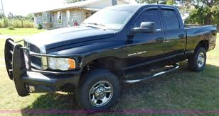 2003 Dodge Ram 2500 Quad Cab Pickup Truck | Item CD9292 | SO...