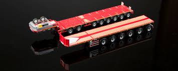 100 1 4 Scale Rc Semi Trucks Nooteboom Shop