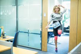 staying healthy at the office fitness on toast