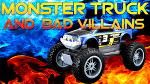 Monster Truck And Bad Villains - YouTube Insane Monster Truck Making A Burnout On Top Of An Old Sedan Alex The Coloring Blue Car Video For Kids Youtube Energy Tampa Jan 2017 For Children Cartoon Compilation Beamng Drive Crash Testing 61 Vehicles More Matchbox Super Chargers Trucks From Late 1980 S Youtube Scary Truck Funny Scary Cars Videos Kids Blow Up The Pirate Skull Takedown Jam Hot Wheels Racing Freestyle Ending Crew 2 Full Driver Rosalee Ramer Interviewed On Ellen Monster Video