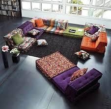 Moroccan Floor Pillow Oversized Moroccan Floor Pillows