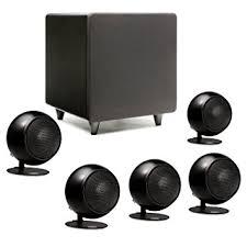 Amazon Orb Audio Mini 5 1 Home Theater Speaker System Black
