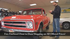 1968 C10 Shortbed FOR SALE - YouTube Hemmings Find Of The Day 1972 Chevrolet Cheyenne P Daily Your Ride 1968 C10 Pickup 9 Most Expensive Vintage Chevy Trucks Sold At Barretjackson Auctions Mark Turners 68 Was Built By Brian Finch Hot Rod 2017 Silverado 2500hd 3500hd Warranty Review Car And The 1970 Truck Page 6772 Seat Covers Ricks Custom Upholstery Stepside For Sale 81561 Mcg Supercharged Chevy C10 Youtube New Used Sale In Md Criswell