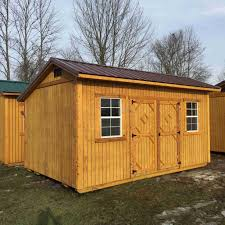 10x16 Shed Floor Plans by Cottage Shed 10x16 Quality Structures