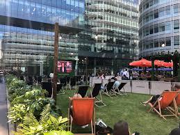 100 The Lawns Spinningfields Manchester Bar Reviews