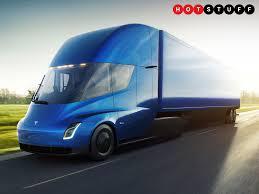 Tesla Targets Long-haul Loads With Speedy Electric Semi Truck | Stuff