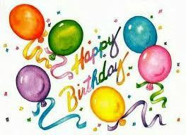 Free Animated Birthday Clipart