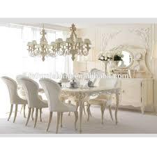 neoklassizismus luxus esszimmer möbel set elegante weiß ess sets möbel massivholz geschnitzte esstisch stuhl buy neoklassizismus luxus holz