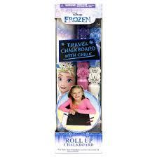DisneysR Frozen Travel Chalkboard With Chalk