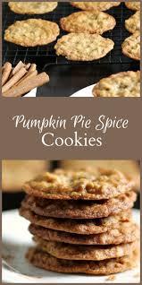 Libby Pumpkin Cookies Gluten Free by Pumpkin Pie Spice Cookie Recipe Spice Cookies Pumpkin Pie