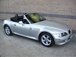 Used Bmw Z3 2002 Manual Petrol 1 9 2 Door Silver For Sale Uk