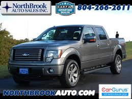 100 2012 Ford Trucks For Sale Used F150 For In Glen Allen VA 23060 NorthBrook