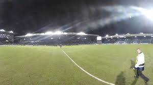 salle de sport pompey the pompey team emerge from the fratton park tunnel in 360