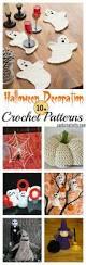 Halloween Pennant Mantel Scarf by Best 25 Halloween Crochet Patterns Ideas On Pinterest Halloween