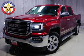 2017 GMC Sierra 1500 SLT For Sale At Fincher's Texas Best, Located ...