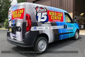 100 Vinyl Wraps For Trucks Commercial Vehicle Wrap UA Graphics