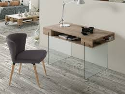 le de bureau design pas cher bureau bois design free et mtal jugend with 5 massif m tal pingle