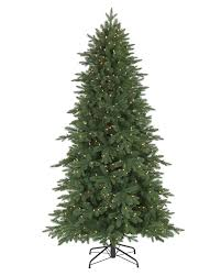 Slim Pre Lit Christmas Tree Canada by Addison Spruce U003cspan U003e 7 U0027 Slim 47