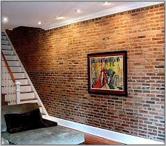 Pleasing 80 Faux Brick Wall Home Depot Design Inspiration Faux