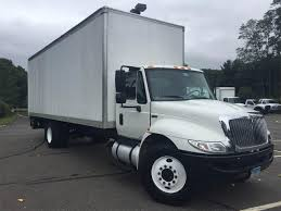 100 24 Foot Box Trucks For Sale 2012 International 4300dt Van