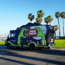Burger Monster - Orange County Food Trucks - Roaming Hunger