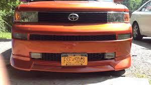 xb sequential fog lights