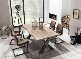 sit esstisch tops tables mit platte aus mangoholz shabby