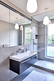 helles badezimmer dusche pendelleuchte michael pf