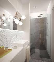 kleines bad mit dusche modern gestalten 51 badezimmer ideen