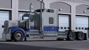 Kenworth W900 Blue & Gray Skin Mod ATS - American Truck Simulator ... About Transpro Intermodal Trucking Inc Example Logging Kivi Bros Jvf Transport And Logistics Llc Around Bavaria On Autopilot Don Iot Makes Trucking Safer For Drivers Before Potentially Replacing Them Trailer And Show Stock Illustration Illustration Of Words Mack R600 Delivery Box Truck Mclean Co Redgray Solutions Teams Owner How Became The Frontier Worker Surveillance Quartz Kevin Burch Moves America Forward Says Industry Is New