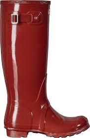 hunter boots women u0027s original tall gloss rain boots u0027s