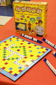 Smath Board Game Educational Games