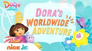 100 Dora High Chair S Worldwide Adventure App EXCLUSIVE The Explorer