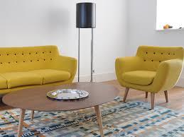 sentou canapé canapé coogee 3 places sentou jaune location mobilier
