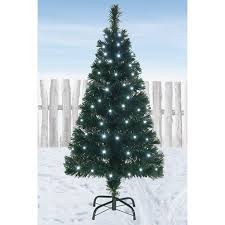 Snowtime Snowbright White LED Christmas Tree