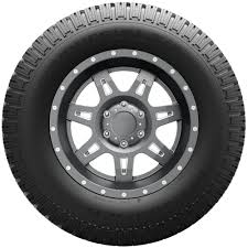 100 17 Truck Tires BF Goodrich LT26575R16 Commercial TA Traction 536