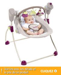 transat balancelle bebe pas cher balancelle babymoov un transat confortable pour bébé