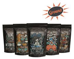 Choose Your Flavors 5 Bag Sample Pack Ground