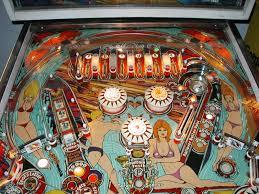 Classic Pinball Machines F L