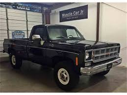 1977 GMC Sierra 25 Camper Special For Sale | ClassicCars.com | CC-876085 1977 Gmc 4x4 My Fantasy Fleet Pinterest Gmc And Cars Junkyard Find Rally Stx Van The Truth About Sarge Pickup Classic Wkhorses Sprint Caballero Wikipedia Another Mikeo37 Sierra 1500 Regular Cab Post Classics For Sale On Autotrader Super Custom 496 Pickup Truck Build Project Youtube Grande 1947 Present Chevrolet High Sale 4x4 Custom_cab Flickr Questions How Does One Value A Classic